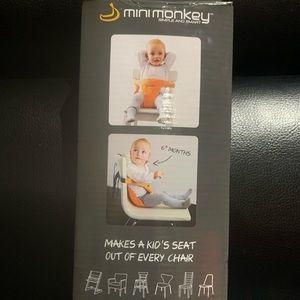NWOT Mini Monkey Mini Chair